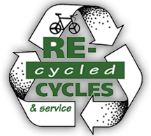 Recycled Cycles Logo